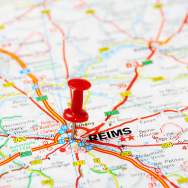 Paris to Reims One way Private Transfer Trip, with Optional Tourist Stops (TRF-REIMS)