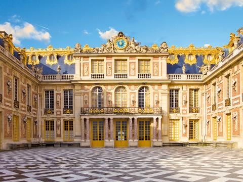 Skip-the-line: Versailles Palace Guided Tour in English (W3G)