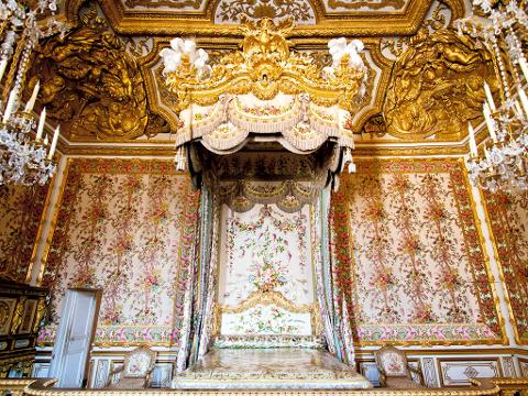 Versailles Palace Private Tour, including Return Transfers from Paris (T03G-VIP)