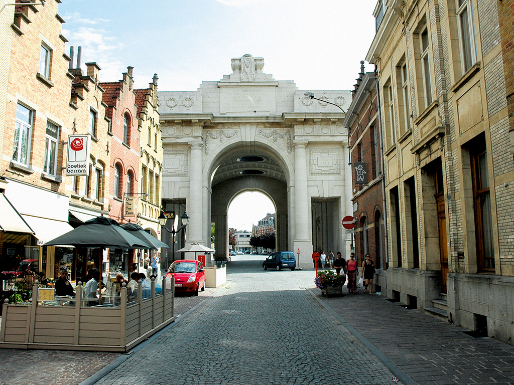 Belgian Flanders Battlefield Private Tour – Ypres Salient Day Trip from Paris