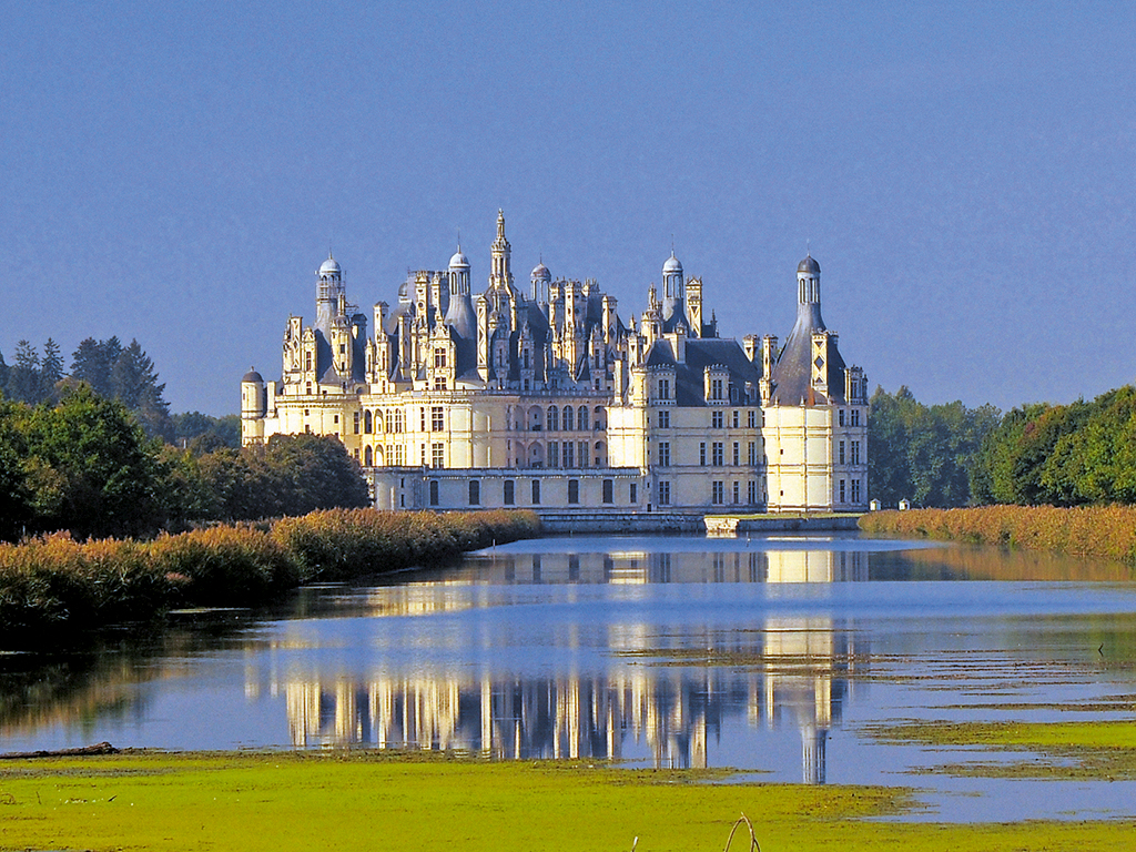 Private Loire Valley Castles Day-Trip from Paris including 3 Castles and Wine Tasting
