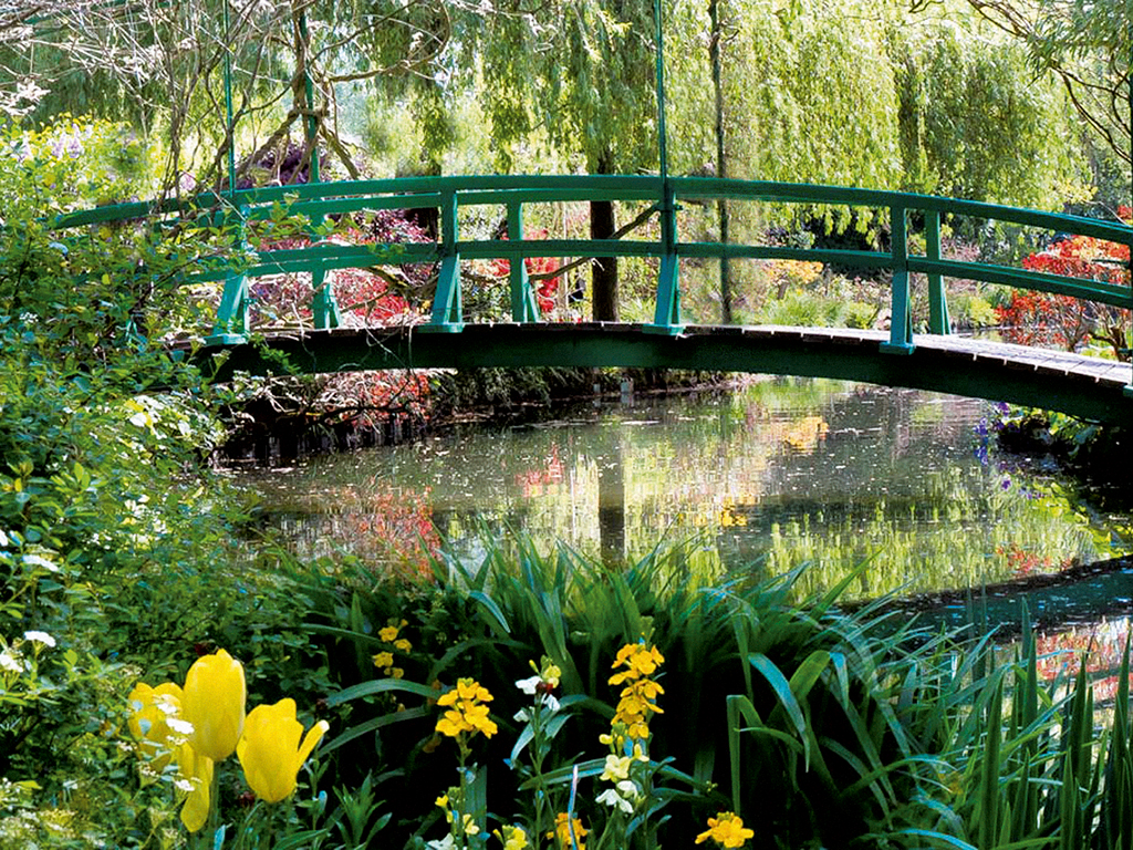Private Half-Day Trip, from Paris to Giverny's Claude Monet's Gardens